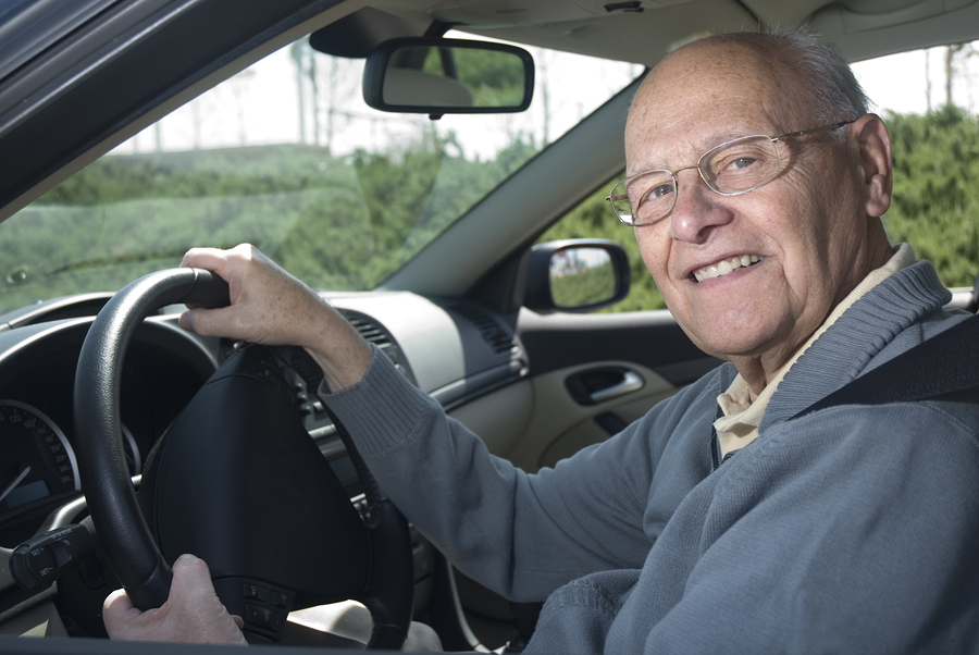 Homecare in Hillsborough CA: Your Senior and Driving