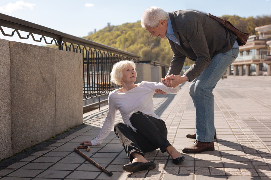 Home Health Care in Berkeley: Falls And The Elderly