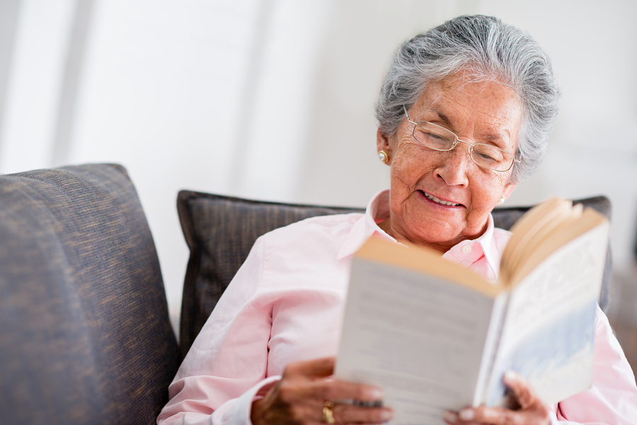 Home Care Services in Claremont CA: Senior Reading Groups