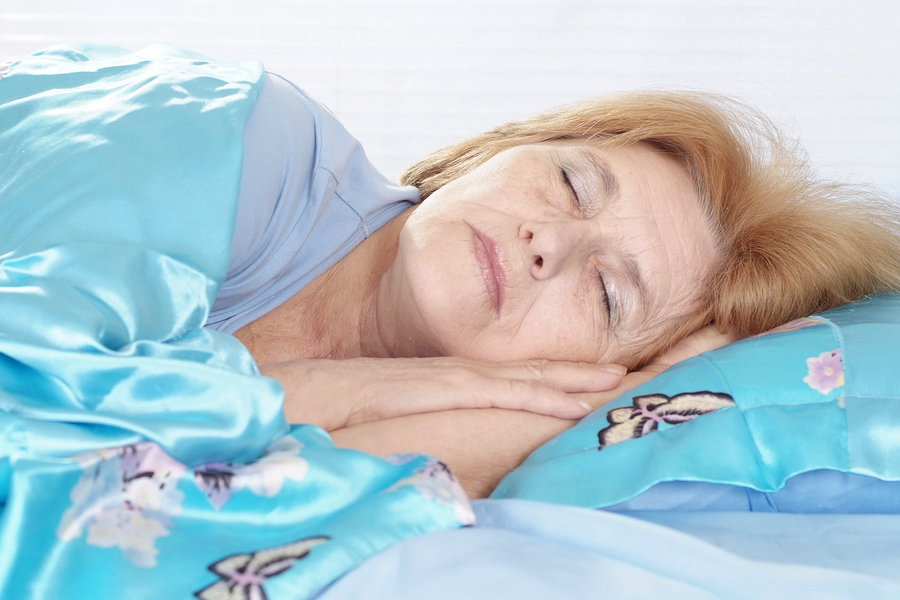 HomeCare in Orinda CA: Senior Insomnia