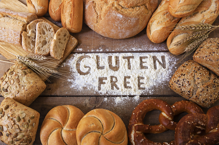 Elderly Care in Lafayette CA: Gluten-Free Diet