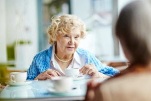 Caregiver in Rockridge CA: Changes in Senior's Mood
