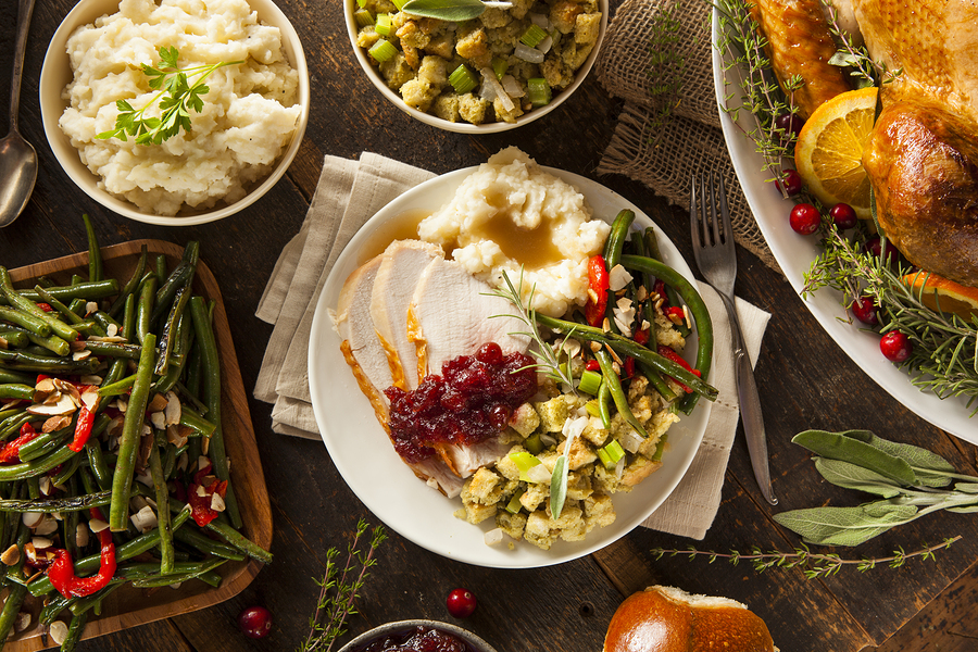 Home Care Services in Berkeley CA: Healthy Thanksgiving Side Dishes