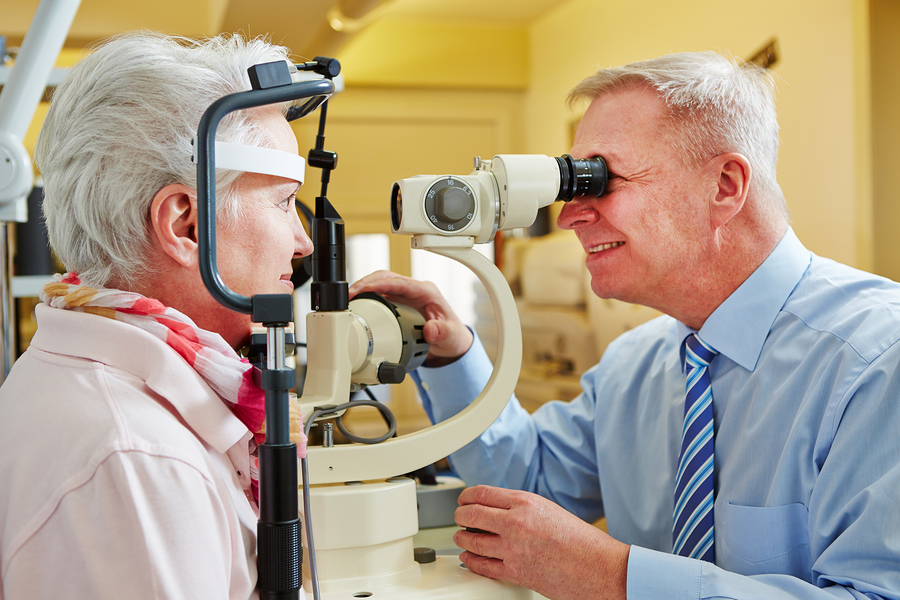 Elderly Care in Berkeley CA: Senior Glaucoma