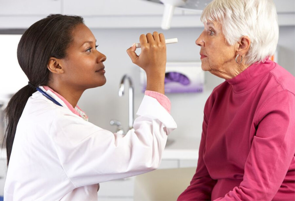 Elderly Care in Hillsborough CA: Senior Eye Exams