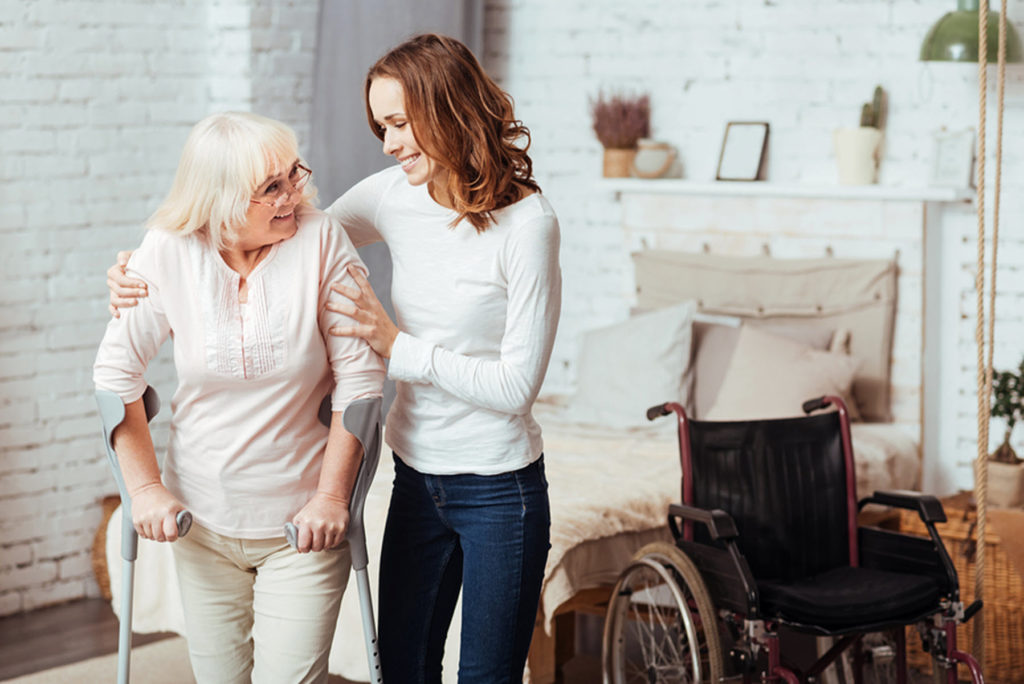 Caregiver in Piedmont CA: Your Senior's Balance