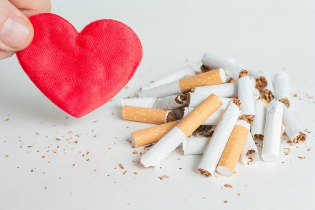 Home Care in San Francisco CA: Senior Smoking