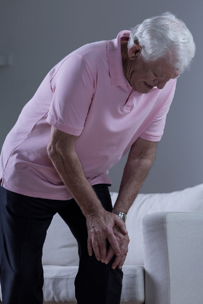 Senior Care in Belmont CA: Facts About Osteoarthritis