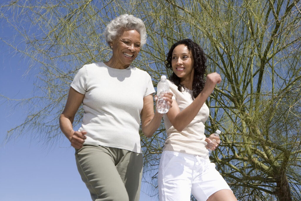 Home Care in Redwood City CA: Helpful Exercises