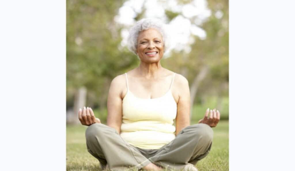 Senior Care in Atherton CA: Yoga Poses