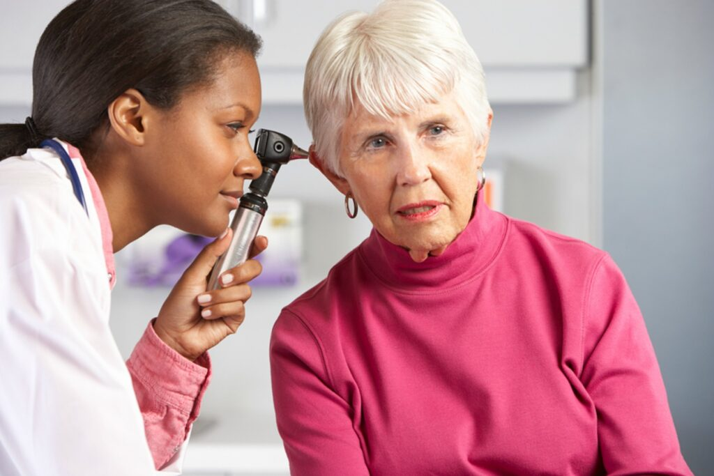 Home Care Services in Redwood City CA: Hearing Loss